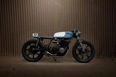 Ugly Motorbikes YAMAHA SX750 Cafe Racer 1976
