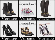 Shoes+Versace+2018+new+arrivals+footwear+for+women+accessories