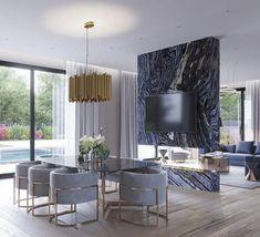 40 Best Contemporary Dining Room Design For Your New Home Genç Odası Design Living Room, Dining Room Design, Dining Room Furniture, Dining Area, Rustic Furniture, Modern Furniture, Antique Furniture, Dining Tables, Outdoor Furniture