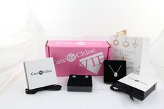 Cate and Chloe Jewelry Monthly Box