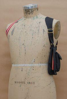 Shoulder Holster 0201  Black Forest by BLACKHOUSEPROJECT on Etsy, $155.00