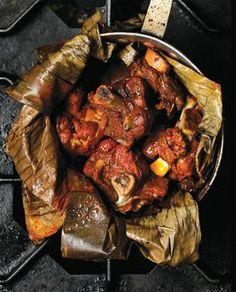 Yucatecan Pork Shank (Chamorro)