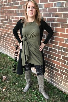 LuLaRoe Sarah, Carly, and Leggings - LuLaRoe Jenn Fogtman