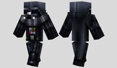 Darth Vader Skin para Minecraft