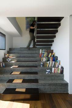 #Decoracion #Contemporaneo #Escalera #Peldaños