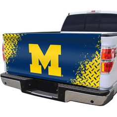Michigan Wolverines Truck Tailgate Cover