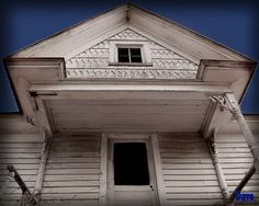 Abandoned House detail