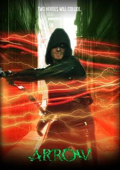 Arrow The Flash crossover - Are you ready?>>> I CANNOT EXPRESS HOW ECITED I AM ABOUT THIS !!!!!!!!!