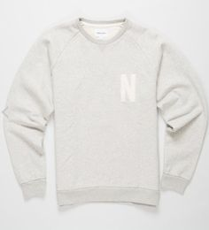 Norse Store | Premium Casual and Sportswear Online - Norse Projects Ketel Sport Sweat (via http://www.norsestore.com/commodity/14785-norse-projects-ketel-sport-sweat )