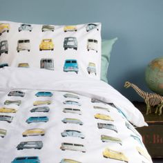 Cars duvet cover | Products | Studio ditte