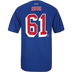 Rangers Rick Nash Jersey