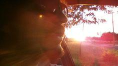 pôr do sol. ..
