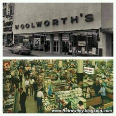 Drug store from the 60's