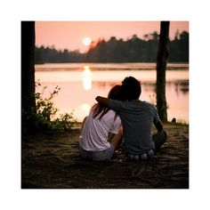 CUTE COUPLES ❤ liked on Polyvore