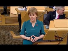 First Minister's Questions - Scottish Parliament: 29th October 2015
