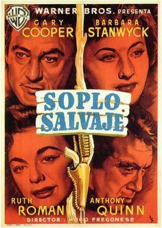 Soplo salvaje - Solo cine del oeste. com