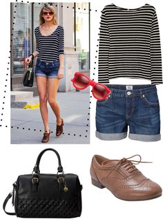 """""""Taylor Swift inspired outfit.:))"""" by blackberry02 on Polyvore"""