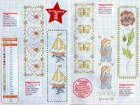 free cross stitch patterns cards and bookmarks Tiny Cross Stitch, Cross Stitch Boards, Cross Stitch Needles, Cross Stitch Designs, Cross Stitch Patterns, Cross Stitching, Cross Stitch Embroidery, Embroidery Patterns, Crochet Bookmarks