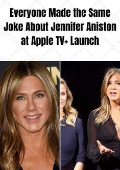 Everyone Made the Same Joke About Jennifer Aniston at Apple TV+ Launch Holiday Armadillo, Friends Cast, Horrible Bosses, People Brand, Steve Carell, Rachel Green, Gossip News, Old Actress, Original Song