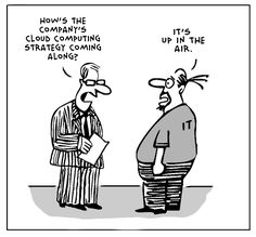 Cloud computing strategy