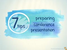 Want to deliver your presentation smoothly? Follow this checklist before important conference or seminar. List of 7 things you should check out before standing…