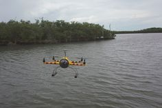 Drowned Drones: When a Multicopter Hits the Water