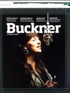 Buckner Today in process of design...
