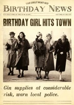 Birthday Quotes : Birthday girl hits town - Happy Birthday Funny - Funny Birthday meme - - Birth Day QUOTATION Image : Quotes about Birthday Description Funny card Birthday girl hits town Fleet Street Birthday Girl Quotes, Birthday Wishes Funny, Sister Birthday, Birthday Messages, Happy Birthday Greetings, Birthday Images, Humor Birthday, Happy Birthday Girl Funny, Funny Happy Birthday Quotes
