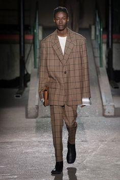 Dries Van Noten   Menswear - Autumn 2018   Look 13