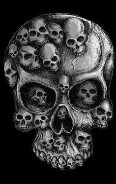 Skulls in a Skull