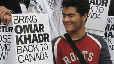 After more than a decade at Guantanamo and Bagram military base, Omar Khadr- a Canadian citizen and former child soldier- is back in his country. 30,000 Canadians - and more people from more than 90 countries - joined the call for the repatriation of Omar Khadr.