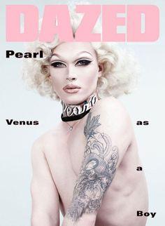 """Pearl Liaison está na capa da nova edição da """"Dazed & Confused"""" - vem ver mais!"""