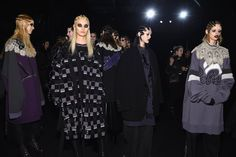 Behind-the-Scenes at the Marc Jacobs Fall '16 show