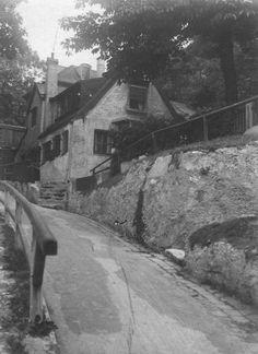 Giesing in der Au, München,  Foto Reinhart Schmidt, ca. 1930