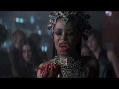 Queen of the Damned: Akasha's Carnage- my fav movie scene <3
