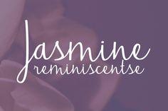 Jasmine Reminiscentse by Brittney Murphy Design on Creative Market