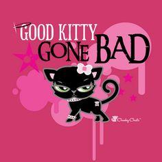 Good kitty gone bad