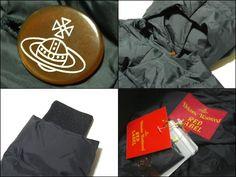 【楽天市場】【USED】 Vivienne Westwood ビッグフードダウンコート black solid ORB-button down coat (MAN マン オーブ ヴィヴィアンウエストウッド ビビアン) ■税抜¥3000以上 日本全国【送料無料】■:JIMU