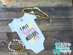 Baby Girl Outfit Baby Girl Shirt Cute by LulusBowtiqueSupply2