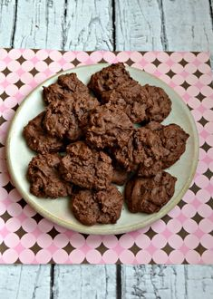 Looking for a tasty cookie? Try these delicious Mocha Chocolate Cookies!