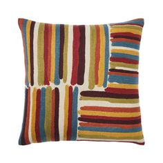 Weave Cushion Masala Sumac Weave cushions are inspired by relaxed coastal living and contemporary urban life. Embroidery on Cotton Size: x Insert: Polyester Fill Composition: Fabric: Cotton Embroidery: Polyester Timber Furniture, Furniture Design, Warwick Fabrics, Satin Fabric, Upholstery, Weaving, Cushions, Colours, Throw Pillows