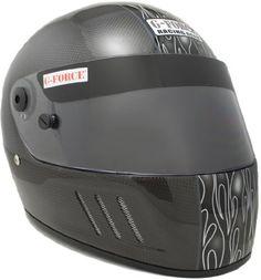 G-Force 4122LRGBK Black Large SFI Helmet Support