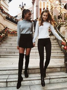 Cute fall skirts and outfits