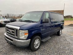 2008 Ford E-350 XLT 12 Passenger Van. 5.4L V8 Gas Engine, Automatic Transmission, Tow Package, Seats 8, Missing Back Seat, Power Windows, Power Door Locks, A/C, Rear A/C, Tilt/Cruise, 192k Miles. One Owner Fleet Maintained. Call JT Auto Sales 717-619-7204 Call/Text 410-596-0596 www.yourtrucksforsale.com
