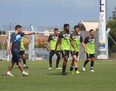 SUPER PREPARADOR FÍSICO: Rafael Dias destaca o bom rendimento físico do tim...