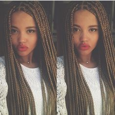 box braids | Tumblr