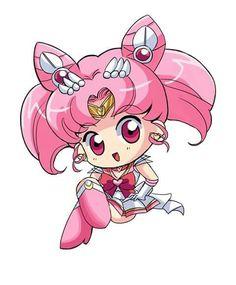 Chibi Moon #SailorMoon #Chibi