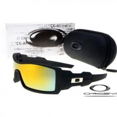 39735ea0a4 $16.00 Oakley oil drum sunglasses with matte black frame / fire for sale  http:/