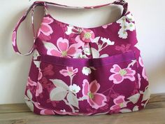 The Heather Hobo Bag Sewing Pattern - by Susie D Designs
