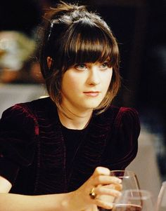 "Oh, Zooey. I love her!  If she were ""real"", I'd friend-stalk her!"